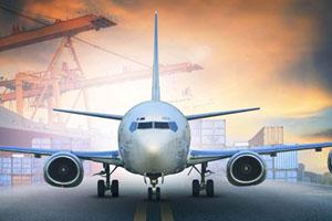 Vận chuyển hàng hóa hàng không Trung - Việt